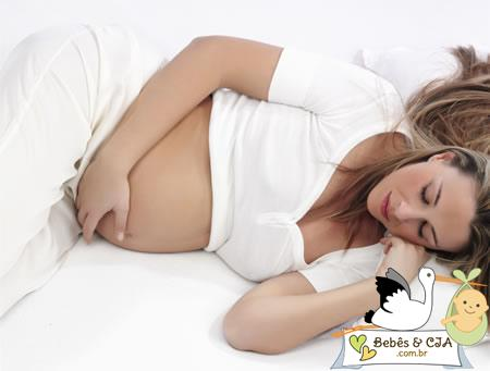 O sono durante a gravidez